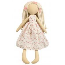 Мека кукла Andreu toys - Келси, 50 cm -1