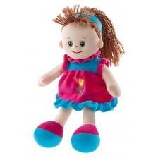 Мека кукла Heunec Poupetta - Сара, 30 cm