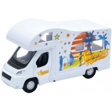 Toi Toys Welly Метална кола Кемпер -1