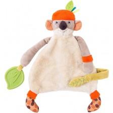 Мека играчка Moulin Roty Dans la jungle - Кърпичка Коала Koco -1