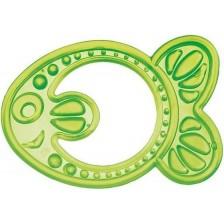 Мека чесалка Canpol - Риба, зелена -1