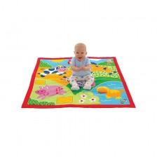 Меко килимче за игра Galt - Животни от фермата -1