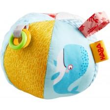Mека бебешка топка Haba, Морски свят -1