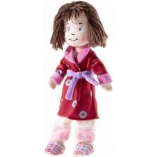Мека кукла Heunec - Лаура, със свалящи се дрехи, 32 cm -1