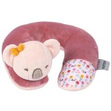 Мека играчка възглавничка Nattou - Коала -1