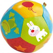 Mека бебешка топка Haba - Животни -1