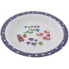 Меламинова чиния Mycey - Numbers -1