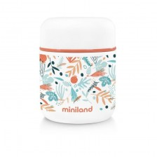 Термос за храна Miniland - Mediterranean, 280 ml -1