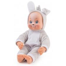 Кукла раздаваща целувки Smoby MiniKiss Animal - Зайче, 30 cm -1