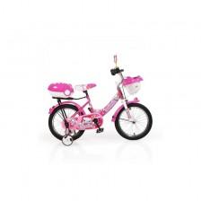 Детски велосипед Moni - Циклама, 16'' -1