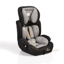 Стол за кола Moni - Ares, 9 - 36 kg, сив -1