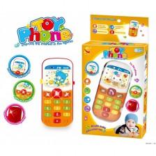 Детска музикална играчка Moni - Toy Phone -1