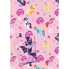 Хартия и етикети за подарък Danilo - My Little Pony -1