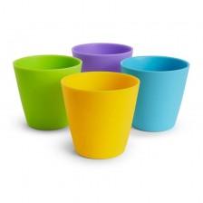Комплект чашки Munchkin - 4 броя -1