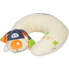 Възглавница за кърмене Sevi Baby - Животни, куче -1