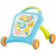 Музикална играчка за бутане Chipolino - Приятели -1