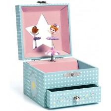 Djeco Кутия Музикална Delicate Ballerina -1