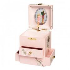 Музикална кутия с чекмеджета Trousselier - Феята на цветята -1