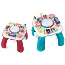 Музикална играчка Ocie - Активна маса, асортимент -1