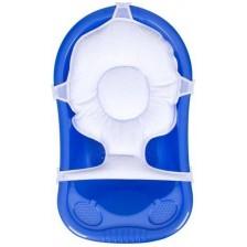 Мултифункционална подложка за къпане Sevi Baby - Бяла -1