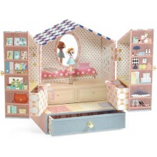 Djeco Кутия Музикална Tinou Shop -1