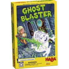 Настолна игра Haba - Ловци на призраци -1