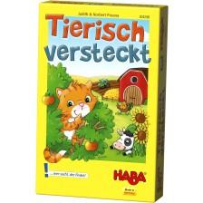 Настолна игра Haba - Криеница във фермата -1