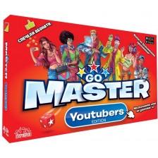 Настолна игра Felyx Toys - Go Master, Youtubers Edition -1