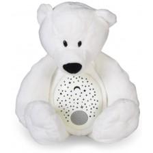 Нощна лампа Moni - Бяла мечка, K999-313 -1