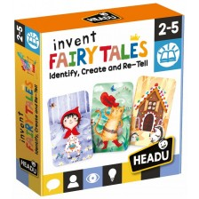 Образователна игра Headu - Съчиняване на приказки -1