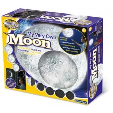 Образователна играчка Brainstorm - Луна с радиоконтрол -1