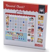 Образователна играчка Eurekakids - Магнитен календар -1