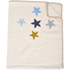 Одеяло Cangaroo - 5 Stars, 100 x 90 cm, екрю -1