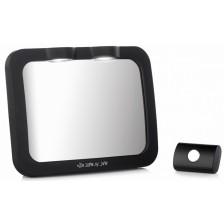 JANE Огледало за кола за обратно виждане с LED лампи -1