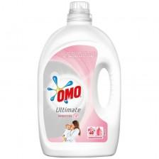 Течен перилен препарат Omo - Ultimate Liquid Sensitive, 40 изпирания, 2 l -1
