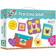Творчески комплект Galt - Първи стъпки в бродирането -1