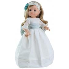 Кукла Paola Reina Soy Tú - Ема, с официална рокля, 42 cm -1