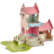 Сглобяем модел Papo The Enchanted World – Замъкът на принцесата -1