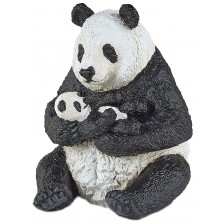 Фигурка Papo Wild Animal Kingdom – Семейство панди -1