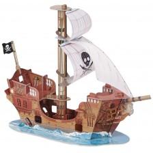Сглобяем модел Papo Pirates and Corsairs – Пиратски кораб -1