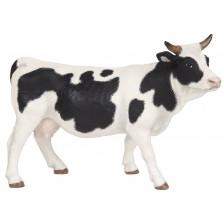 Фигурка Papo Farmyard Friends – Черно-бяла крава -1