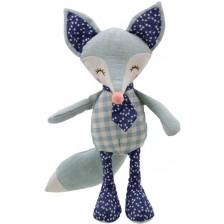 Парцалена кукла The Puppet Company - Лисица, 33 cm