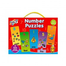 Пъзел за сортиране Galt - Цифри