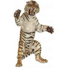 Фигурка Papo Wild Animal Kingdom – Изправен тигър -1