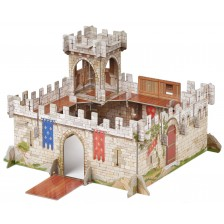 Сглобяем модел Papo The Medieval Era – Замъкът на принц Филип -1