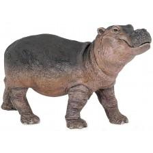 Фигурка Papo Wild Animal Kingdom – Малко хипопотамче -1