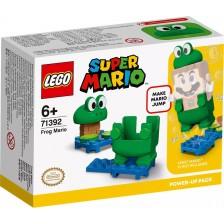 Пакет с добавки Lego Super Mario - Frog Mario (71392) -1