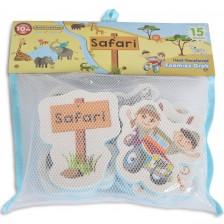 Пъзел за баня Sun Ta - Safari  -1
