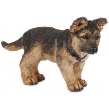 Фигурка Papo Dog and Cat Companions – Немска овчарка, пале -1