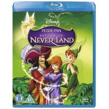 Peter Pan: Return to Never Land (Blu-Ray)